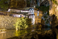 Blagaj buna mostar Royalty Free Stock Photo