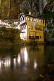 Blagaj dervish house Royalty Free Stock Images