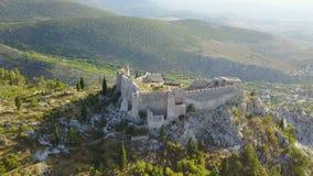 Blagaj - Festung Lizenzfreies Stockfoto