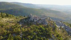 Blagaj - Festung lizenzfreie stockfotografie