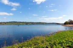 Blagdon Lake Somerset Somerset England UK south of Bristol Royalty Free Stock Photography