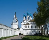 Blagoveschenskiy monastery Royalty Free Stock Photos