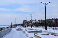 Blagoveshchensk miasto Obrazy Stock
