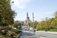 Blagoveshchenskiy cathedral Stock Image