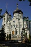 blagoveshchensky καθεδρικός ναός shlisselburg Στοκ εικόνα με δικαίωμα ελεύθερης χρήσης