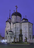 Blagovezhensky Cathedral Stock Photography