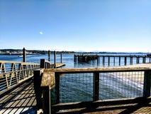 Blaine Dock imagens de stock