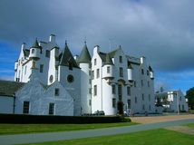 Blair Castle Royalty Free Stock Photos