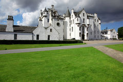 Blair Castle, Scotland Royalty Free Stock Photos