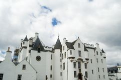 Blair Castle, Scotland Royalty Free Stock Image