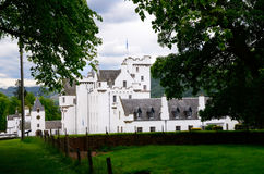 Blair Castle Stock Image