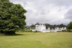 Blair Castle, Scozia Fotografia Stock Libera da Diritti