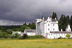 Blair Castle, Scozia Immagine Stock Libera da Diritti