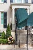 Blair House Second White House Washington DC royaltyfri fotografi