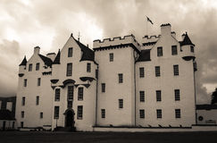 Blair-Schloss lizenzfreie stockbilder