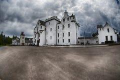 Blair slott Royaltyfri Foto