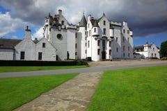 blair slott scotland uk Royaltyfri Bild