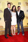 Blair Underwood,Josh Duhamel,Katie Holmes,Katie Blair Royalty Free Stock Image