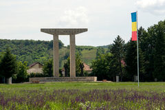 Blaj, Rumunia Obraz Royalty Free