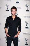 Blake Berris arrives at the ATAS Daytime Emmy Awards Nominees Reception Royalty Free Stock Photos