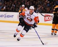 Blake Comeau #57, New York Islanders. New York Islanders center Blake Comeau #57 royalty free stock image