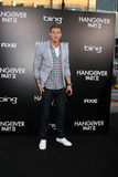 Blake Griffin. LOS ANGELES - MAY 19:  Blake Griffin arriving at the The Hangover Part II  Premiere at Grauman's Chinese Theater on May 19, 2011 in Los Angeles Stock Photography