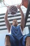 Blake Griffin. Dunks a basketball Stock Image