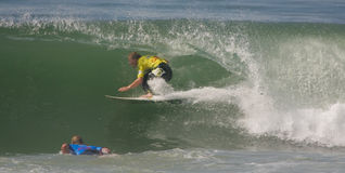 Blake Jones in den Asp wqs 6stars Stockbilder