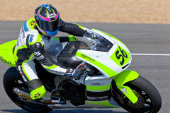 Blake Leigh-Smith pilot of Moto2 of the CEV Stock Photography