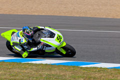 Blake Leigh-Smith pilot of Moto2 of the CEV Stock Photos