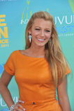 Blake Lively. Arrives at the 2011 Teen Choice Awards at the Gibson Amphitheatre, Universal Studios, Hollywood. August 7, 2011  Los Angeles, CA Picture: Paul Stock Photo