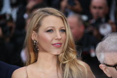 Blake Lively Royalty Free Stock Images