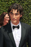 Blake Michael. LOS ANGELES, CA - AUGUST 16, 2014: Blake Michael at the 2014 Creative Arts Emmy Awards at the Nokia Theatre LA Live Stock Image