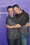 Blake Shelton, Carson Daly Photos stock