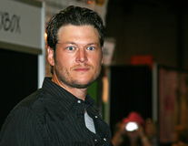 Blake Shelton - CMA Festival 2009 Royalty Free Stock Photos