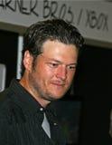 Blake Shelton - festival 2009 di CMA Immagine Stock