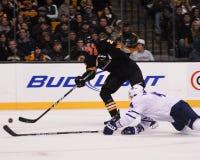 Blake Wheeler, en avant, Boston Bruins Images stock