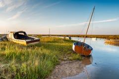 Blakeney em Norfolk Foto de Stock Royalty Free