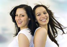 Blanc 7 Photo stock