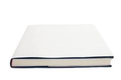 Blanc blanc de cache de livre image libre de droits
