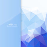 Blanc brillant bleu avec une texture de fond illustration libre de droits