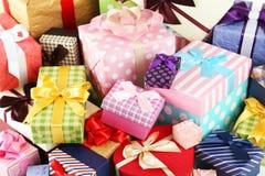 blanc de cadeau du boxe 3d Images stock