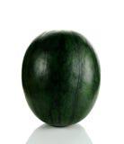 blanc de l'eau de melon d'isolement par fond Image stock