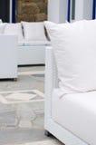 blanc de meubles Photographie stock libre de droits