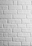 Blanc de mur Photos stock