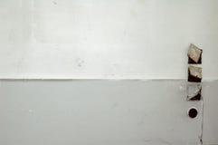 blanc de mur de fond Image libre de droits