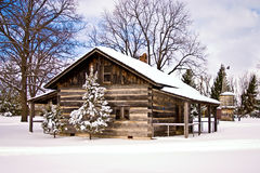 blanc de Noël Photos stock