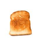 blanc de pain grillé de pain Photos stock