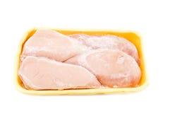 Blanc de poulet Photos libres de droits