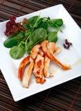 Blanc de poulet grillé Image stock